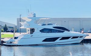 Used Sunseeker Manhattan 65 Motor Yacht For Sale