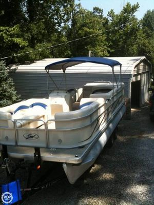 Used Sweetwater 2386 RE4 Pontoon Boat For Sale