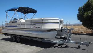 Used Harris-Kayot 240 SUNLINER240 SUNLINER Pontoon Boat For Sale