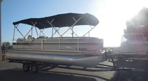Used Harris-Kayot Sunliner 240 O/BSunliner 240 O/B Pontoon Boat For Sale