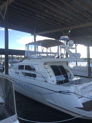 Used Sealine F44 FlybridgeF44 Flybridge Motor Yacht For Sale