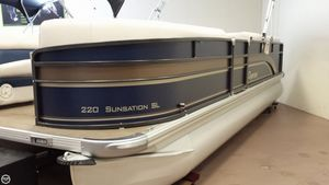 Used Premier Pontoons 220 Sunsation SL Pontoon Boat For Sale