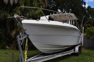 Used Hydra-Sports 3300 Center Console Fishing Boat For Sale