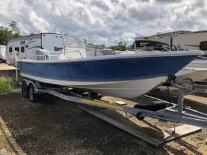 Used Sea Pro SV2300CC Center Console Fishing Boat For Sale