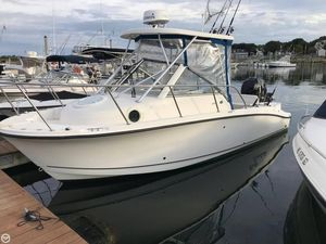Used Trophy 2302 WA Walkaround Fishing Boat For Sale