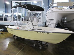 Used Cape Craft 160 CC Sports Fishing Boat For Sale