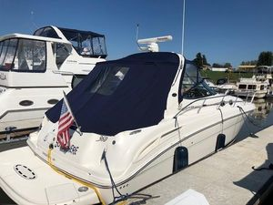Used Sea Ray 360 Sundancer360 Sundancer Motor Yacht For Sale