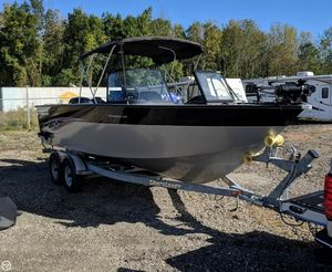Used Starcraft Fishmaster 210 Aluminum Fishing Boat For Sale