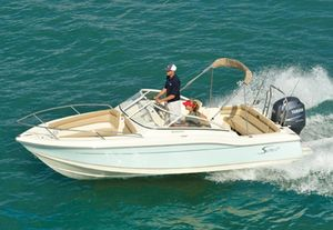 New Scout 210 Dorado Cruiser Boat For Sale