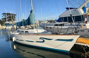 Used Wylie 38 Racer and Cruiser Sailboat For Sale