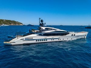 Used Palmer Johnson PJ 170 Motor Yacht For Sale