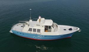 Used Seaton Pilothouse trawler Boat For Sale