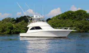 Used Viking 45 Convertible Flybridge Boat For Sale