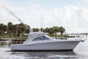 Used Riviera 43 Offshore Express Sports Fishing Boat For Sale