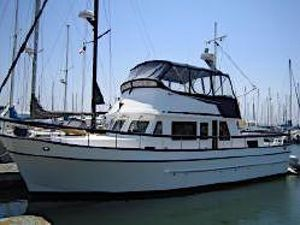 Used Chb 41 TRICABIN TRAWLER Boat For Sale