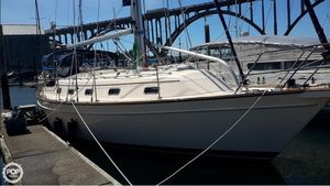 Used Island Packet 380 Cutter Sailboat For Sale