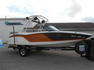 Used Mastercraft 20 nxt20 nxt Ski and Wakeboard Boat For Sale