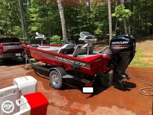 Used Tracker 175TXW Pro Bass Boat For Sale