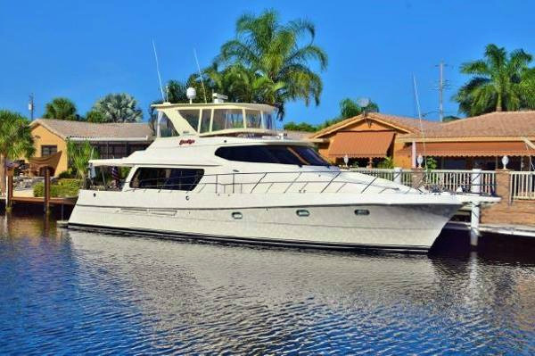 Used Mckinna Pilothouse Walk Around (customized) Motor Yacht For Sale