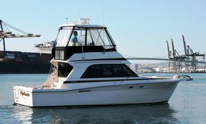 Used Riviera 33 Hardtop Sportfisher Saltwater Fishing Boat For Sale