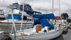 Used Lapworth Cruiser Sailboat For Sale
