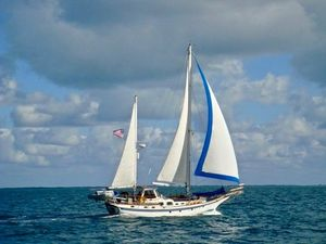 Used Vagabond Voyager Cruiser Sailboat For Sale
