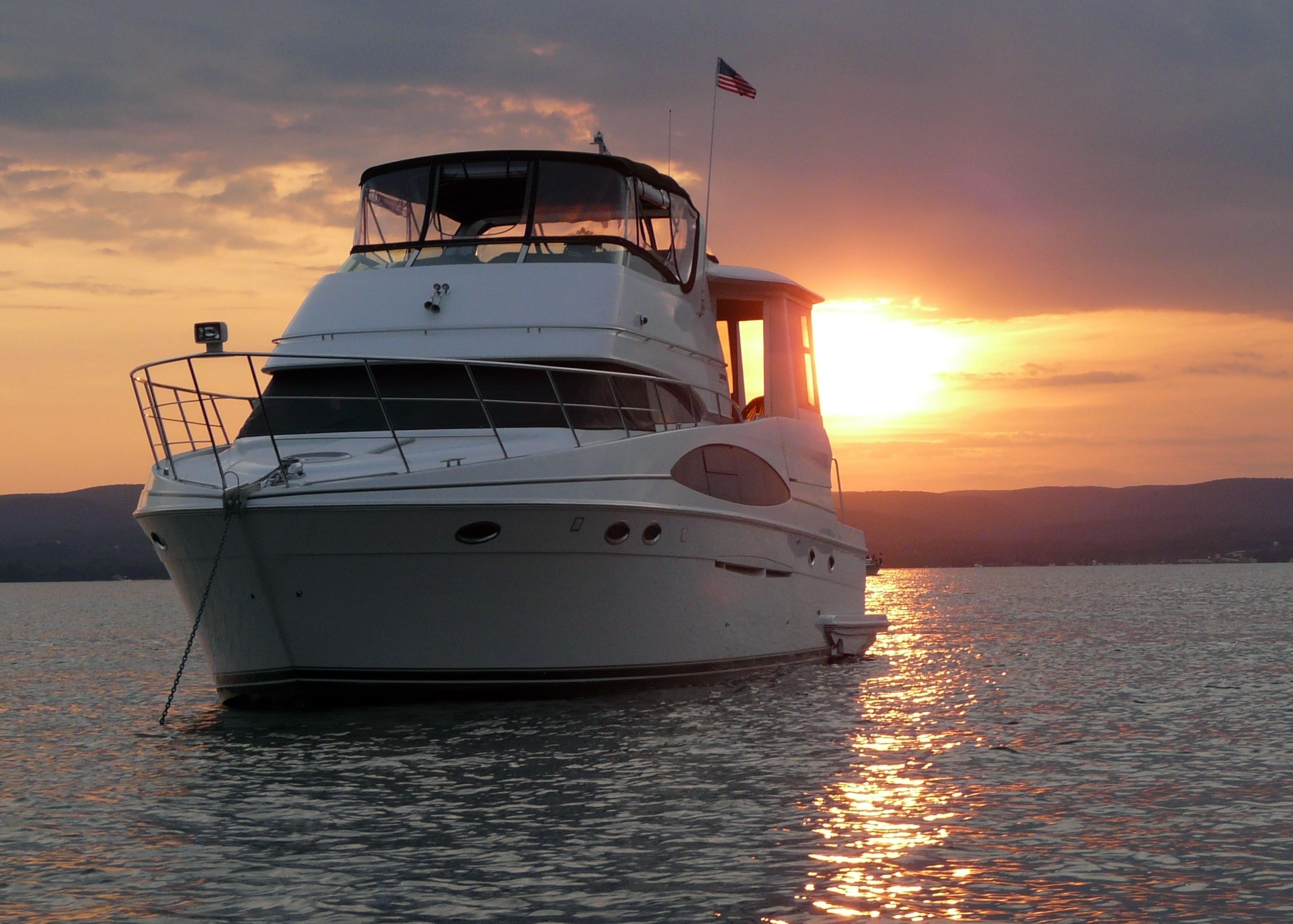 Used Carver 564 Cockpit My Motor Yacht For Sale