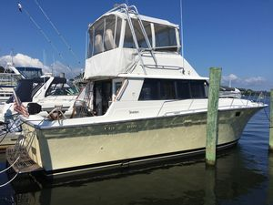 Used Silverton ConvertibleConvertible Motor Yacht For Sale