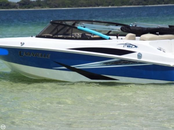 Used Caravelle 17EBO Bowrider Boat For Sale