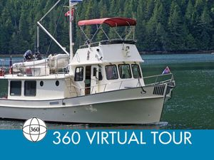 Used Pacific Trawler 40 Trawler Boat For Sale