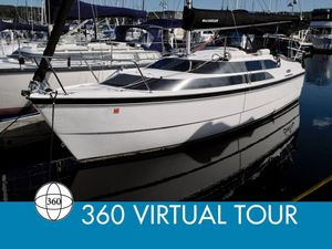 Used Macgregor 26M Cruiser Sailboat For Sale