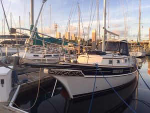Used Gozzard 31 Cruiser Sailboat For Sale