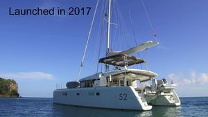 Used Lagoon 52 Catamaran Sailboat For Sale