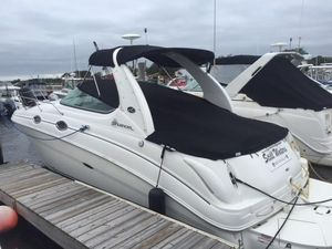 Used Sea Ray 28 Sundancer Cruiser Boat For Sale