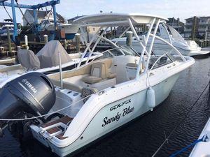 Used Sea Fox 226 Traveler Bowrider Boat For Sale