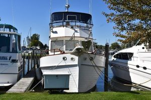 Used Grand Banks 49 Motoryacht Motor Yacht For Sale