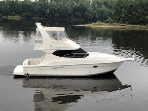 Used Silverton 36 Convertible Fishing Boat For Sale