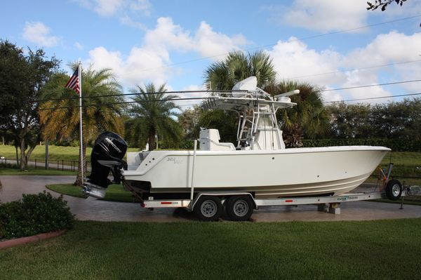 Used Sea Vee Center Console Fishing Boat For Sale