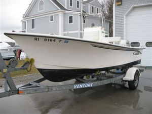 Used May-Craft 1800 Skiff Center Console Fishing Boat For Sale