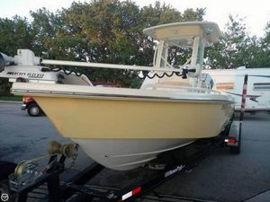 Used Everglades 24 CC Center Console Fishing Boat For Sale