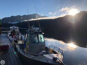 Used Lifetimer Offshore 2050 Aluminum Fishing Boat For Sale