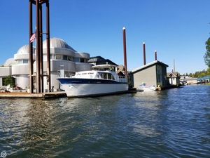 Used Chris-Craft 37 Constellation Antique and Classic Boat For Sale