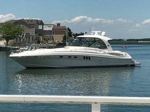Used Sea Ray 520 Sundancer Cruiser Boat For Sale