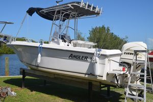 Used Angler 220 Other Boat For Sale