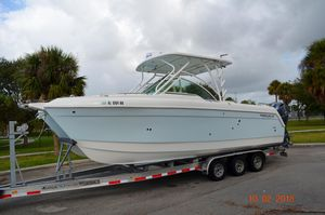 Used Glacier Bay 2740 Dual Console2740 Dual Console Power Catamaran Boat For Sale