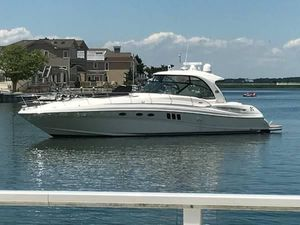 Used Sea Ray 520 Sundancer Cruiser Boat For Sale