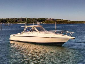 Used Intrepid 377 Walkaround - Diesel Power Express Cruiser Boat For Sale