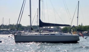 Used Hanse 400E Racer and Cruiser Sailboat For Sale