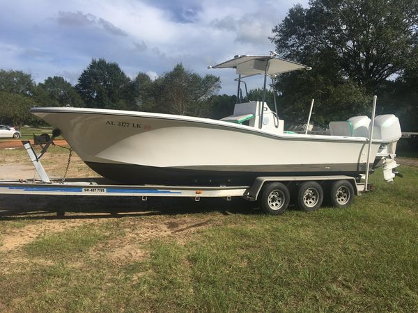 Used Correct Craft Fish Nautique 23 CC Center Console Fishing Boat For Sale