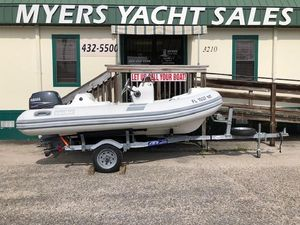 Used Caribe DL12 Tender Boat For Sale